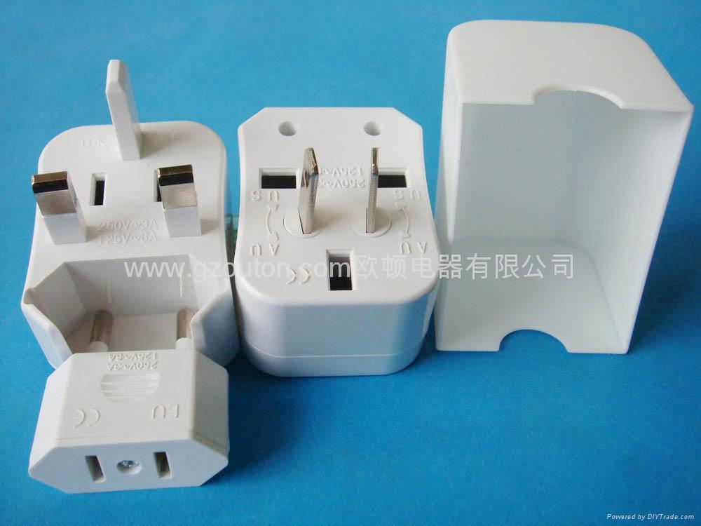 Universal Travel Adapter OT-360 2