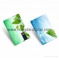 3.0卡片U盘、礼品U盘、名片U盘、可定制LOGO图 3