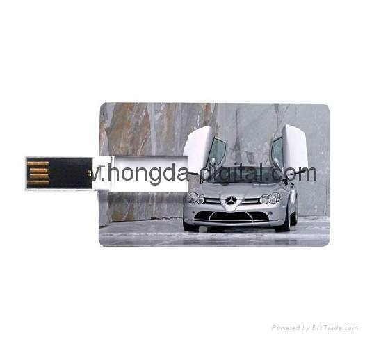 3.0Credit Card USB Flash Drive (/ Memory Stick/ Pen DriveHDY-XYK05) 4