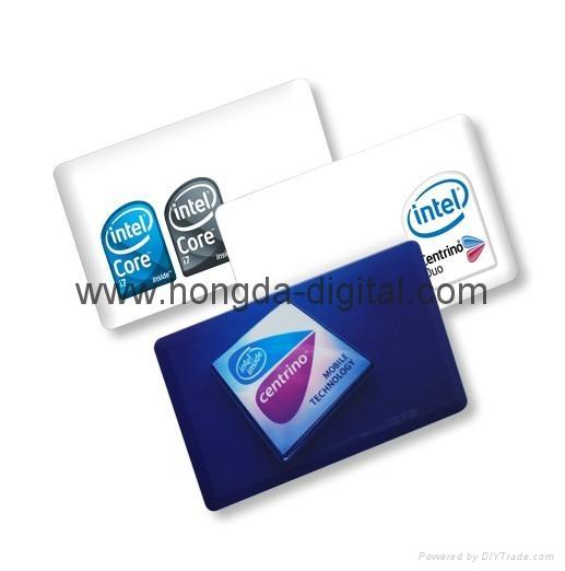 3.0Credit Card USB Flash Drive (/ Memory Stick/ Pen DriveHDY-XYK05) 5