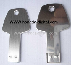 Mini Car Key Shaped USB