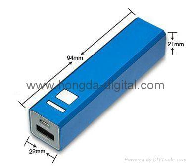 方柱电源、便携式电源、移动电源、可定制LOGO ,礼品商务电源 2