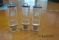 crystal laser USB flash drive Memory stick pen drive(HDY-SJ01) 2