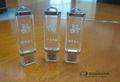 crystal laser USB flash drive Memory stick pen drive(HDY-SJ01) 1