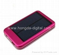 5000mAh Portable Cell Phone Battery Solar Mobile Charger 1