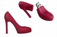 高跟鞋U盤、創意U盤、個性U盤、可定製