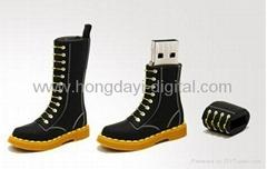 雨靴U盤、禮品U盤、個性U盤