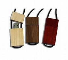 Custom Wooden  USB Flash Drive/Memory Stick/Pen Drive/USB Pen(H-M13)
