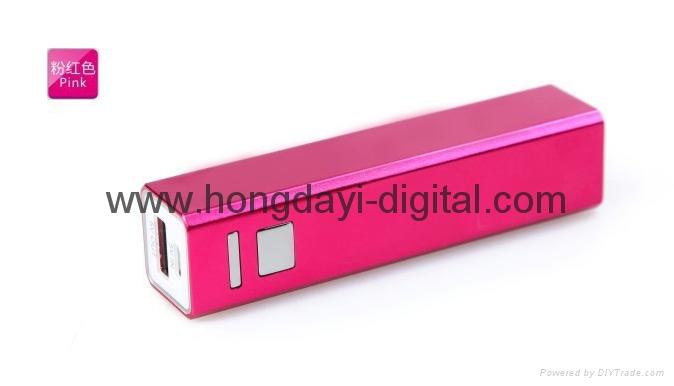 方柱电源、便携式电源、移动电源、可定制LOGO ,礼品商务电源 17