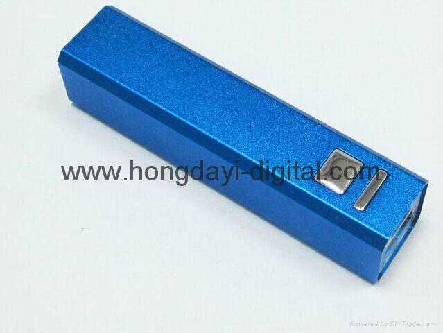 方柱电源、便携式电源、移动电源、可定制LOGO ,礼品商务电源 4