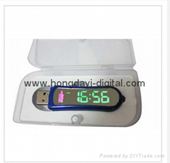 Pedometer U disk USB Flash Pen Drive(HDY-SL0)