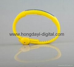 Newest Personalized Signauture 3D Pedometer Smart Watch USB Flash