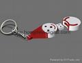 Christmas Gift Box Shaped USB Flash Drive Memory stick pen drive(HDY-SDJ03) 12