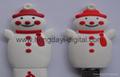 Christmas Gift Box Shaped USB Flash Drive Memory stick pen drive(HDY-SDJ03) 9