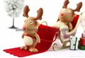 Christmas Gift Box Shaped USB Flash Drive Memory stick pen drive(HDY-SDJ03) 7