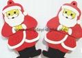 圣诞礼物U盘、圣诞U盘、创意U盘、可定制 5