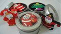 Christmas Gift Box Shaped USB Flash Drive Memory stick pen drive(HDY-SDJ03) 4