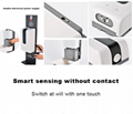 free touchless automatic stainless liquid foam sprayer alcohol automatic soap sa 4