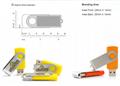 Custom Memoria USB Stick Memory Disk Pendrive USB Flash 7