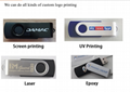 Custom Memoria USB Stick Memory Disk Pendrive USB Flash 11
