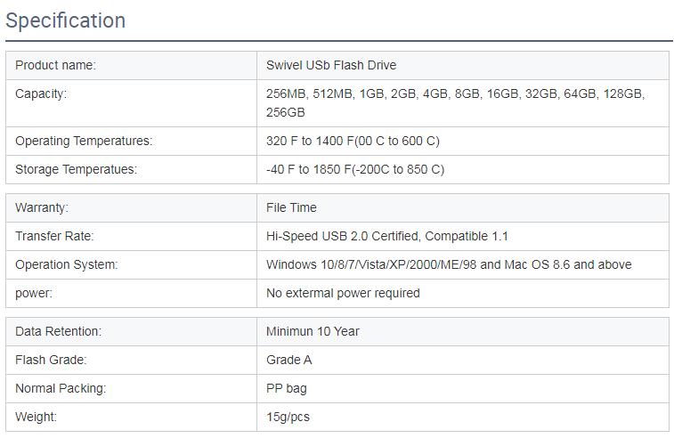 Custom Memoria USB Stick Memory Disk Pendrive USB Flash 20