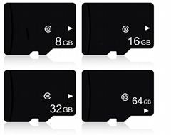 TF Micro 4gb 8gb 16gb 32gb 64gb Logo customized Cid Memory card full capacity sd