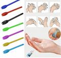 new design eco friendly slicone wristband hand sanitizer dispenser bracelet