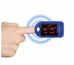 equipment cheap LED finger type oximetro finger pulse oximetro