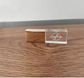 Custom Logo USB 3.0 or 2.0 Crystal Usb flash drives  8