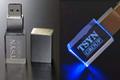 Custom Logo USB 3.0 or 2.0 Crystal Usb flash drives  10