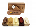 Any logo brand wood USB pen drive memory USB key 10
