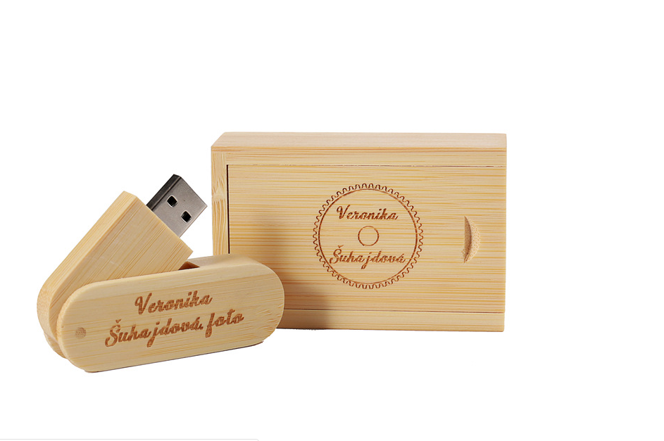 Any logo brand wood USB pen drive memory USB key 12