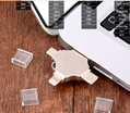 High Speed Usb Flash Drive 4 In 1 Type C Memory Stick 3.0 1