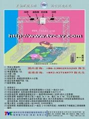 香港互動投影