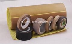 铁氟龙玻璃纤维布胶带
