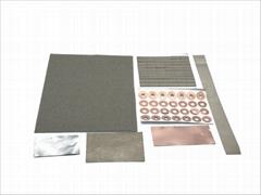 EMI屏蔽、導電材料沖型