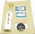保护膜冲型,汽车绒布和减震垫冲