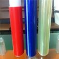 PET硅胶带喷涂保护胶带 5