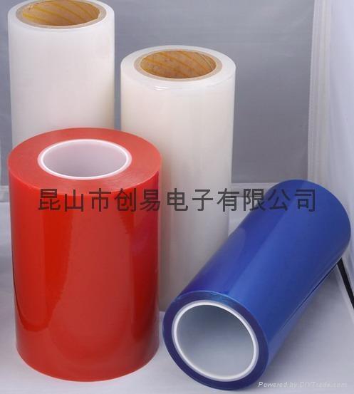 主要应用于显示屏、电脑外壳表面保护