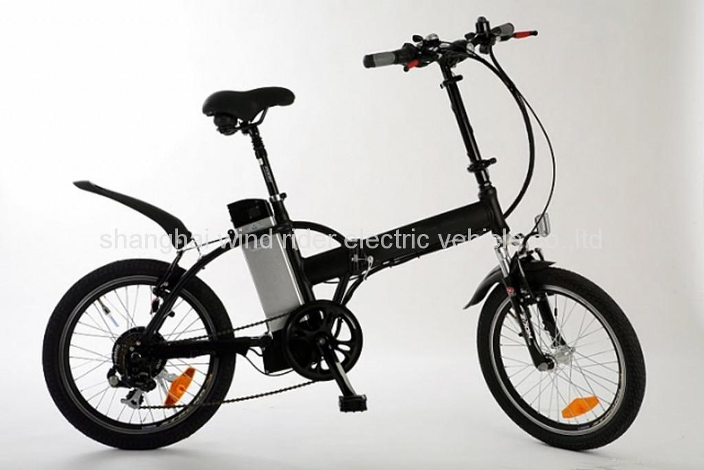 20 Folding Electric Bicycle China Manufacturer