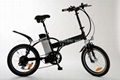 20'' Folding Electric Bicycle 1