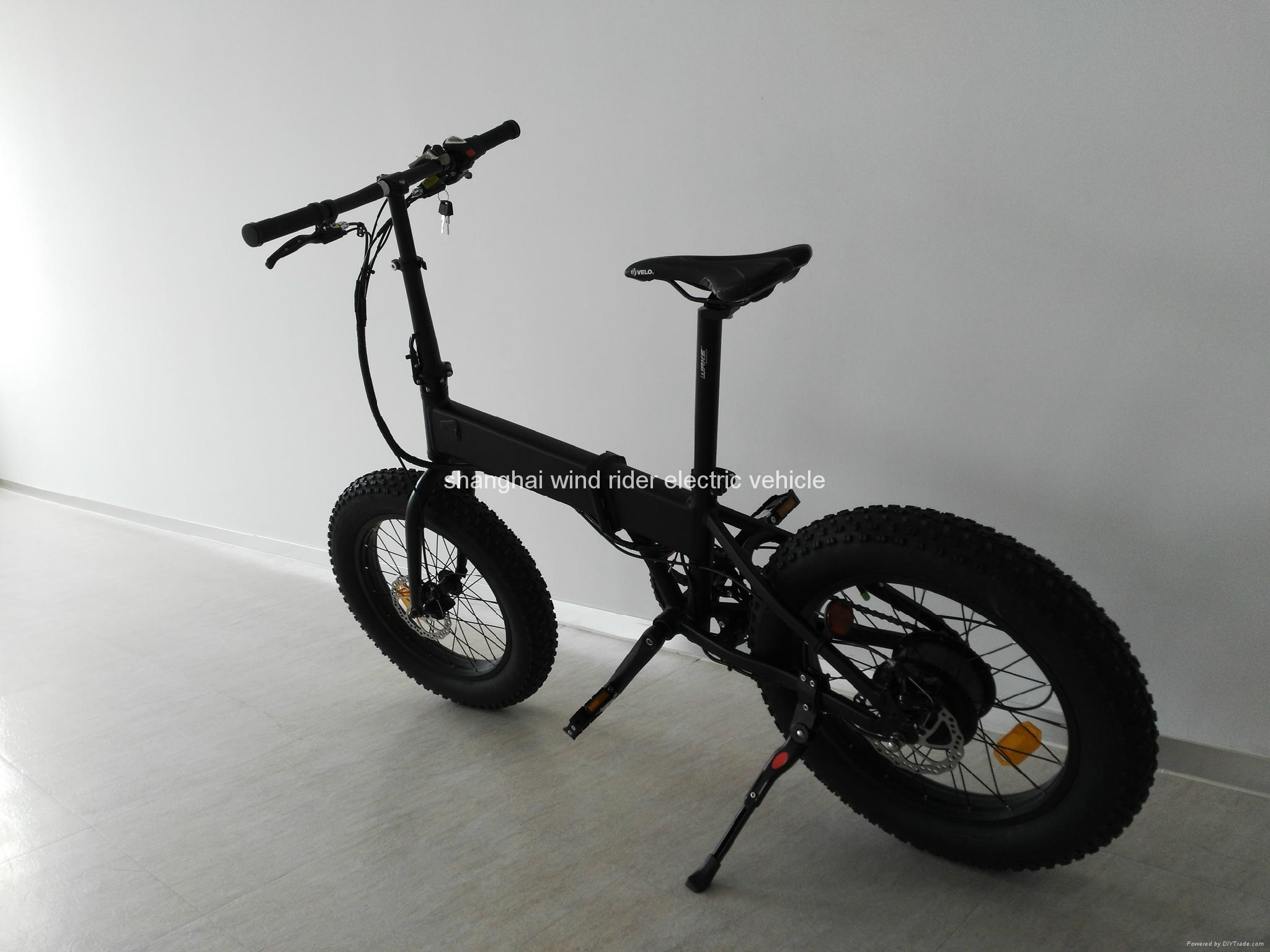 20 Foldable Electric Fat Bike China Manufacturer