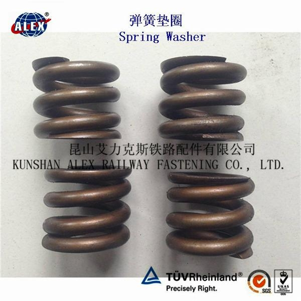 Fe6 Double coil Spring Washer 2