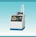 Portable electrical sputum suction