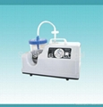Portable electrical sputum suction device (plastic shell)