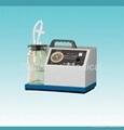 Electric sputum suction unit