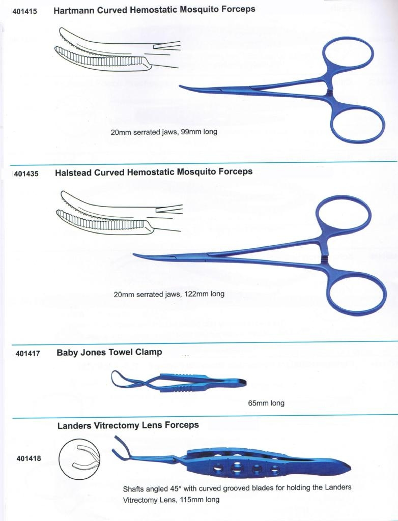 Forceps Miscellaneous