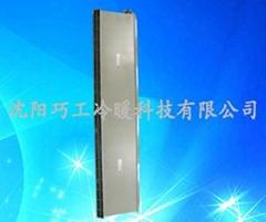 节能轴流侧吹热风幕机热空气幕