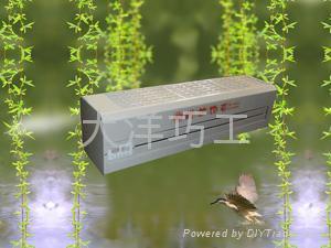 新型贯流式经济型RM-1515热空气幕热风幕机 1