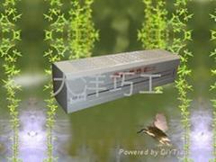 新型贯流式经济型RM-1515热空气幕热风幕机